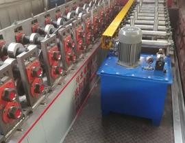 全自动C型钢机怎样安装?
