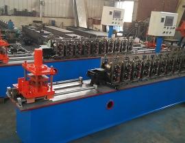 龙骨设备机之机器准备和施工条件